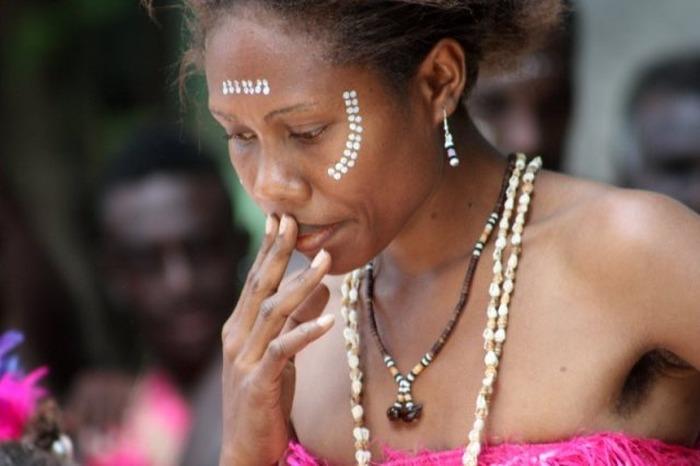 Сексуальные традиции народов мира (9 фото)
