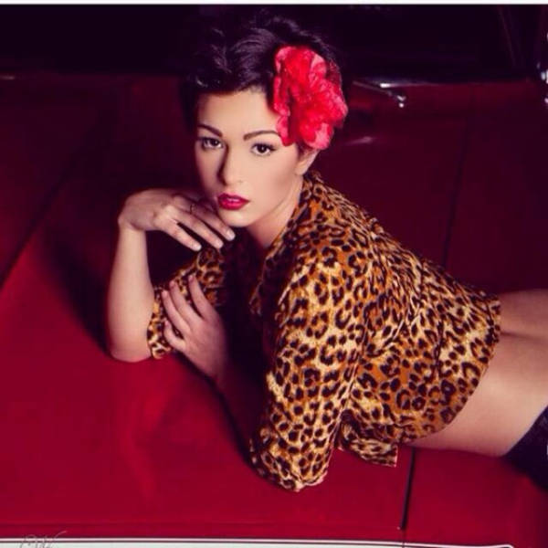 You're Going To Fall In Love With These Gorgeous Pin-Up Girls (45 pics)