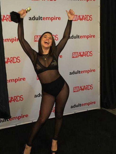 В Лас-Вегасе состоялась церемония вручения премии AVN Awards («Порно-Оскар-2016») (21 фото)