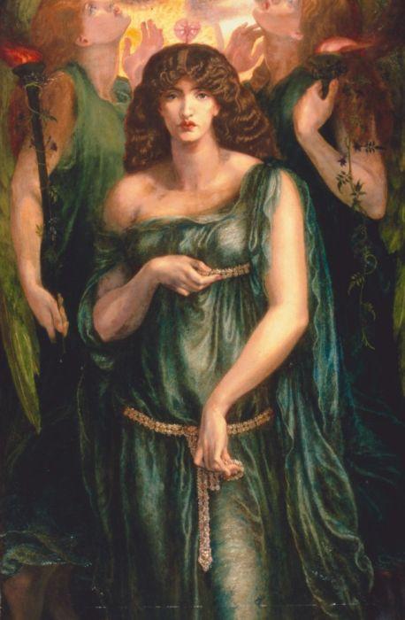 Судьбы женщин с известных картин (10 фото)