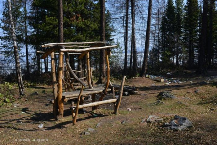 Во что туристы превращают Байкал (19 фото)