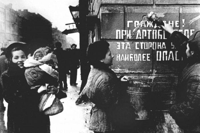 72 года со дня снятия блокады Ленинграда (12 фото)