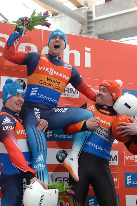 Самые запоминающиеся победы наших спортсменов в прошлом году (17 фото)