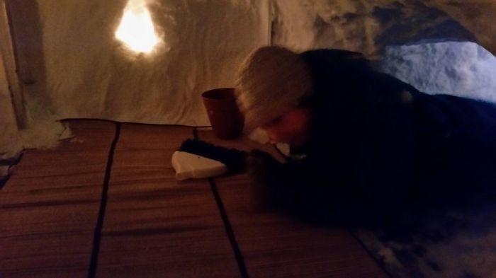 Уютное место для романтического вечера (10 фото)