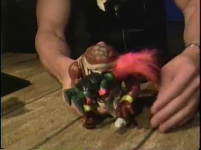 Вин Дизель на ярмарке игрушек, 1994 год
