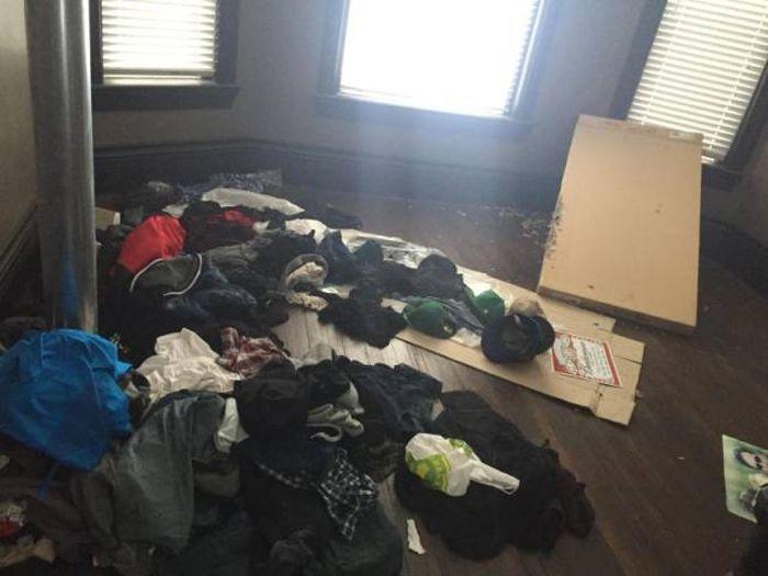 Вот почему стоит ответственно подойти к выбору соседа по комнате (10 фото)
