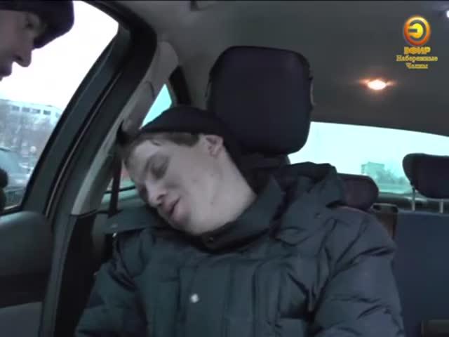 Пьяный водитель сумел ответить лишь на один вопросов ГАИшников
