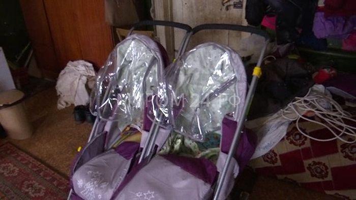 Во Владимирской области органы опеки отобрали четверых детей у матери-одиночки (6 фото)
