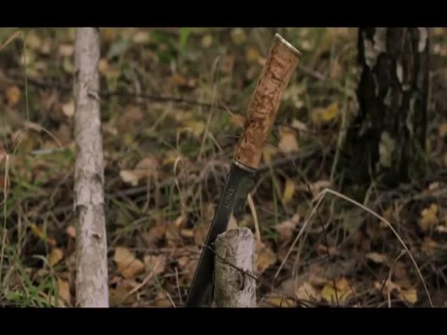 Вот что значит по-настоящему острый нож