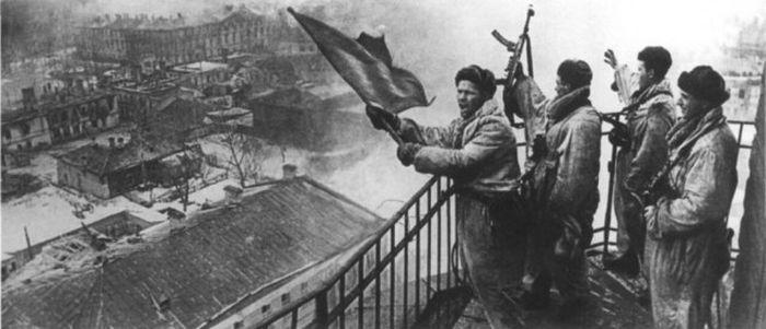«Январский гром» - военная операция, снявшая блокаду с Ленинграда (30 фото)