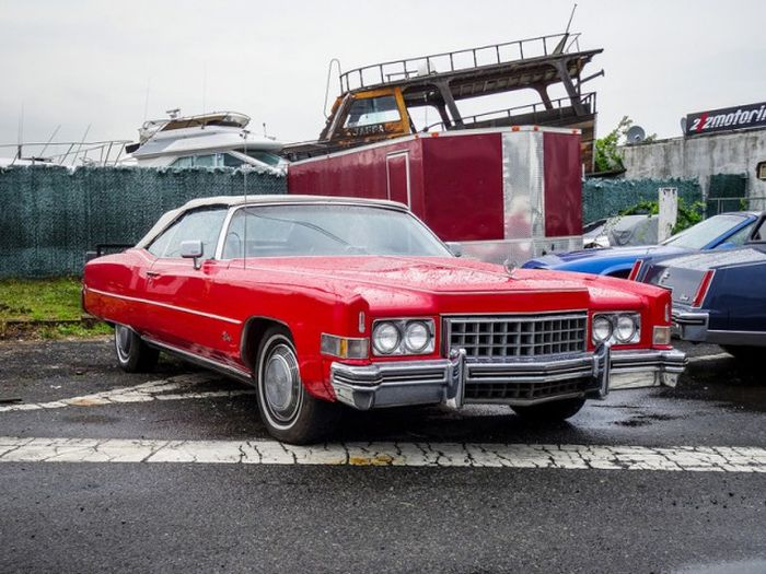 Классические «олдскульные» автомобили, которые все еще на ходу (34 фото)