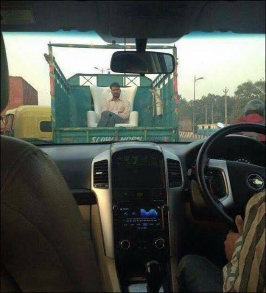 Странности из Индии (35 фото)