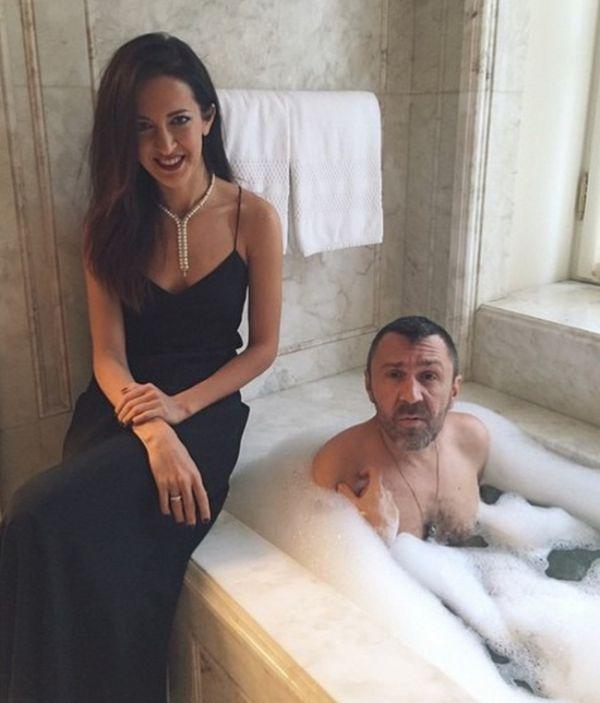 10 любопытных фактов о браке Сергея Шнурова (6 фото + текст)