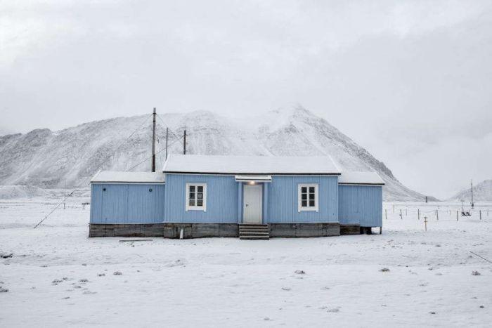 Как живется ученым в деревне Ню-Олесунн - самом северном поселке планеты (12 фото)