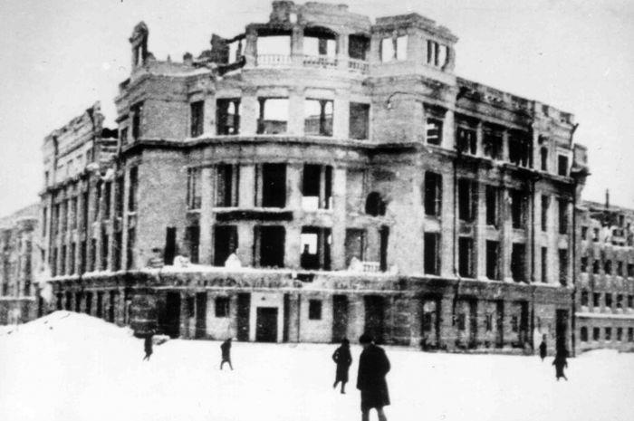 Малоизвестные факты о пленении немецкого фельдмаршала Фридриха Паулюса (4 фото + текст)