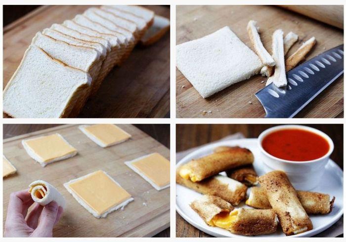 Простые рецепты вкусных и оригинальных блюд (8 фото)
