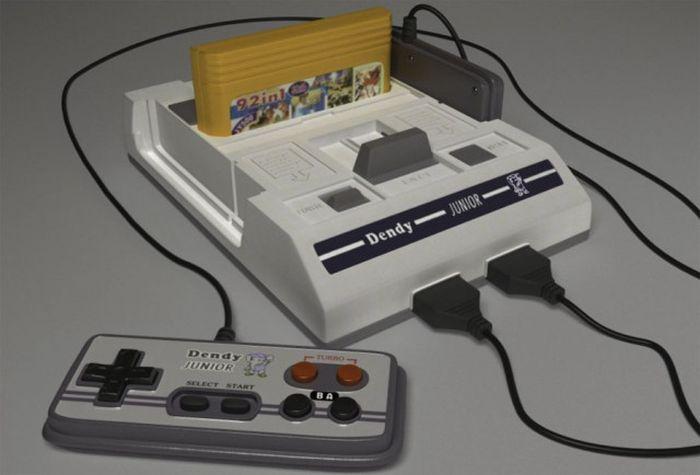Самая популярная игровая консоль 90-х годов (15 фото)
