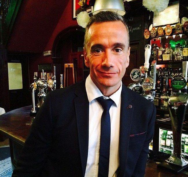41-летний англичанин привел себя в прекрасную форму за 2,5 месяца (7 фото)