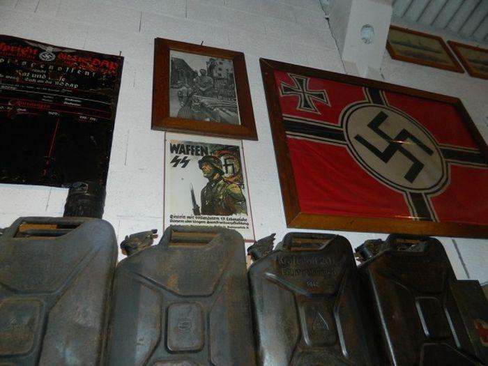 Коллекция итальянского ветерана СС (51 фото)