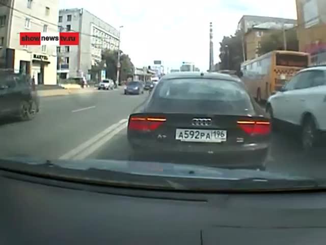 В Екатеринбурге судят автохама Бориса Малофеева