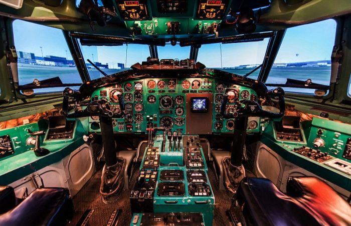 Потрясающий мир глазами пилота  (17 фото)