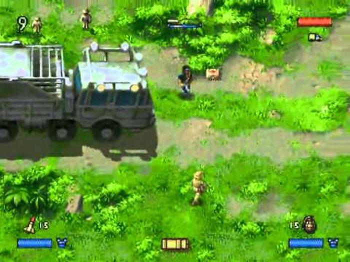 Любимые видеоигры консоли Sega Mega Drive 2 (21 фото)