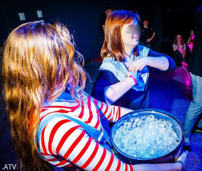 В Липецке родительские комитеты пожаловались на школьные вечеринки в клубах (13 фото)