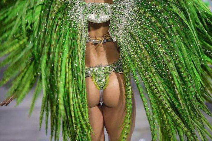 В Бразилии стартовал карнавал самбы (28 фото)