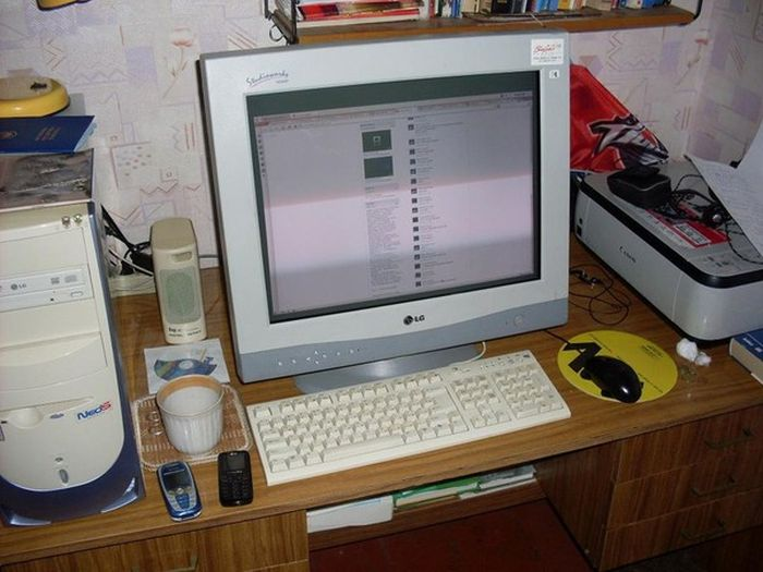 Компьютерные клубы и интернет нашего детства (10 фото)