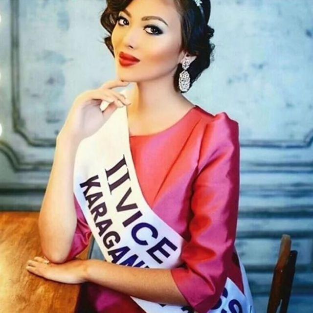 Финалистки казахстанского конкурса красоты «Қазақ аруы-2016» (15 фото)