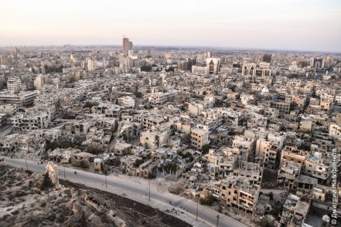 Фото раздираемой войной Сирии (39 фото)
