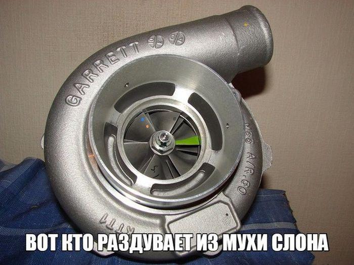 Автомобильный юмор на дорогах России (50 фото)