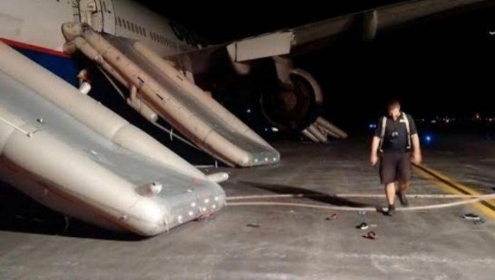 Экстренная посадка российского самолета в Доминикане