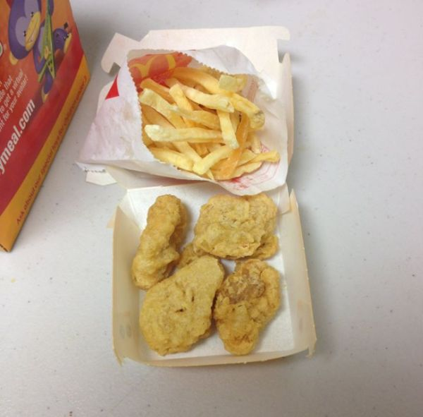 Американка шесть лет хранила еду из «Макдоналдса» ради эксперимента (2 фото)
