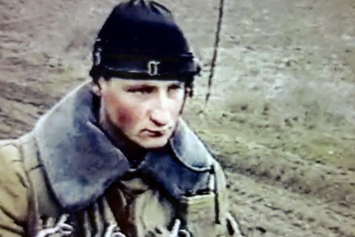 Алексей Климов - сержант, который, несмотря на потерю зрения, дослужился до майора (6 фото)