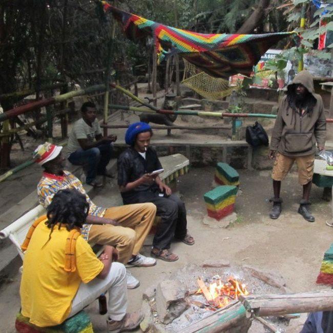 Шашэменне - поселок растаманов в Эфиопии (25 фото)