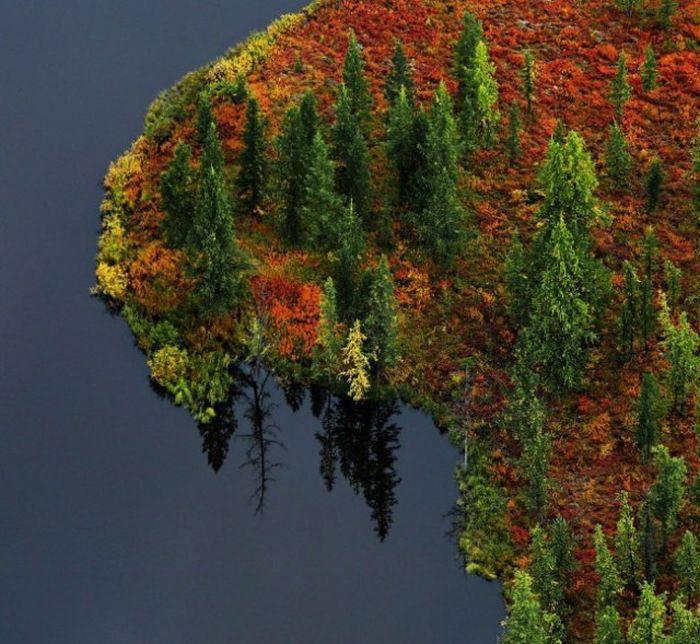 Удивительно красивые снимки из разных уголков России (40 фото)