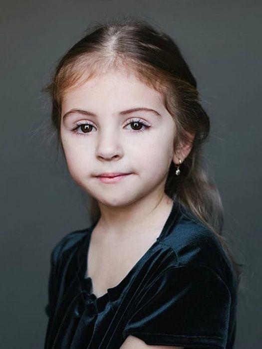 Снимки детей, соединивших в себе красоту разных национальностей (16 фото)
