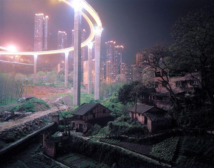 Китай - страна контрастов (3 фото)
