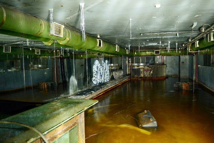 Питерский клуб «Тоннель» после четырех лет простоя (7 фото)