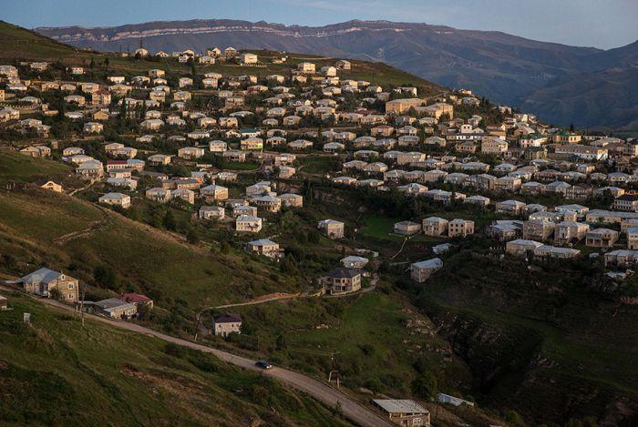 Современная жизнь Кубачинских ремесленников (28 фото)