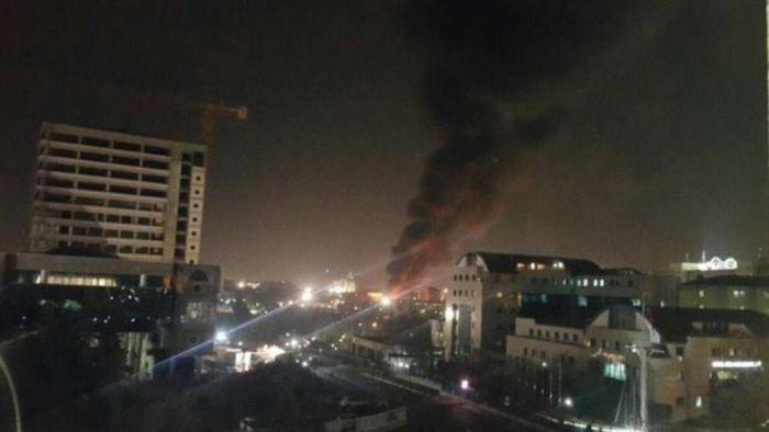 В столице Турции Анкаре совершен теракт (6 фото + видео)