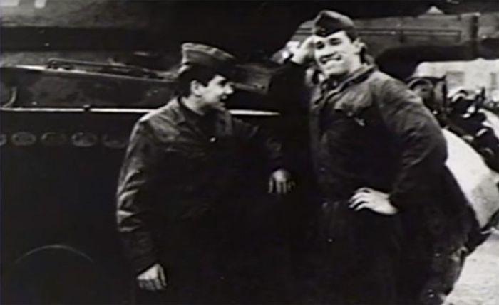 Арнольда Шварценеггер о своей службе в армии (7 фото)