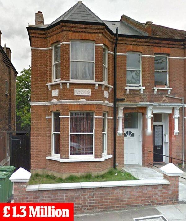 В Лондоне семья сомалийских беженцев живет жизнью миллионеров (4 фото)