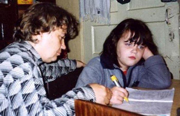 Гениальные афоризмы девочки, страдающей аутизмом (5 фото + текст)