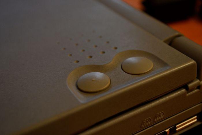 Ноутбуки 20-летней давности на примере Toshiba libretto 100ct (16 фото)