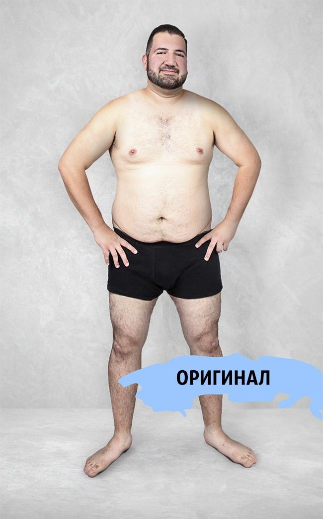 идеальное мужское тело фото