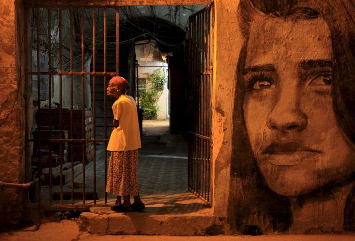 Повседневная жизнь на Кубе (33 фото)