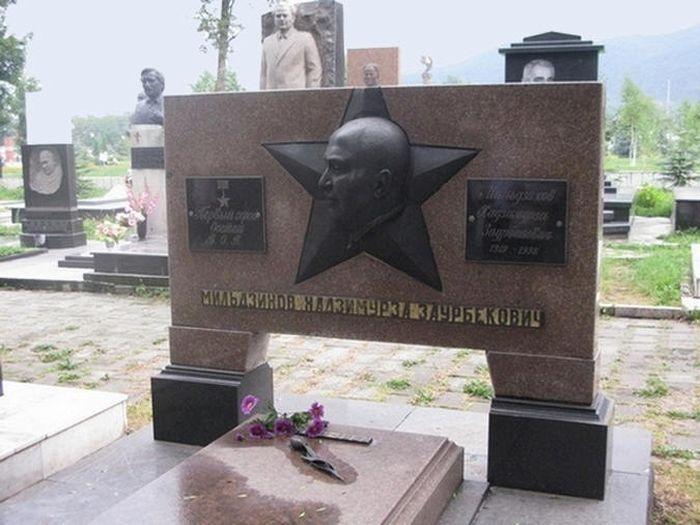 Как один осетин убил 108 немцев в одном бою (3 фото + текст)