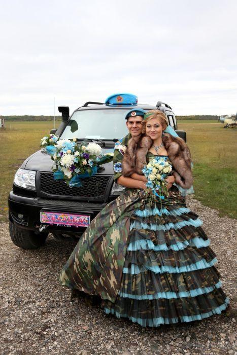 Фото в стиле вдв свадьба
